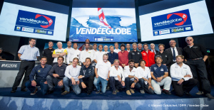 SAILING - PRESS CONFERENCE VENDEE GLOBE - FEBRUARY